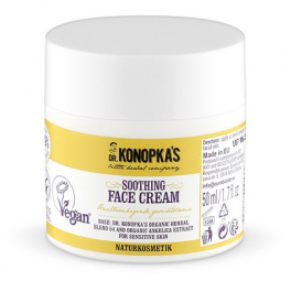 Dr.Konopka´S - Upokojujúci krém na tvár pre citlivú pleť 50 ml