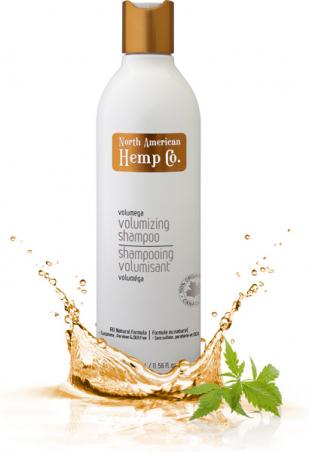 Šampón zväčšujúci objem