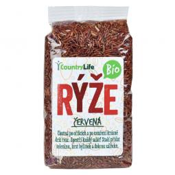 Ryža červená natural 500 g BIO