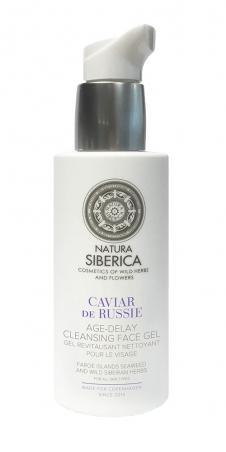 Siberie Blanche - Čistiaci gél na tvár s omladzujúcimi účinkami