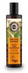 Kondicionér pre husté a hladké vlasy Baobab
