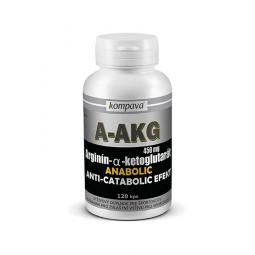 Arginín A-AKG 450 mg/120 kps