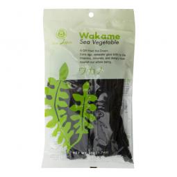 Morské riasy wakame 50 g muso