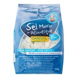 Soľ morská jemná 500 g DANIVAL