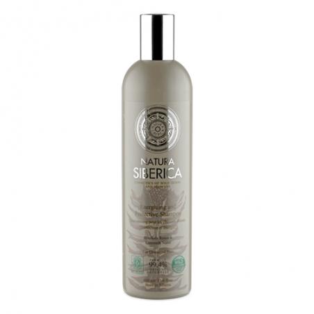 Šampón - Energia a spevnenie pre poškodené vlasy