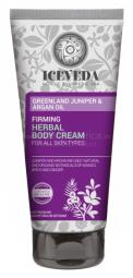 Iceveda Spevňujúci telový krém Jalovec - Arganový olej