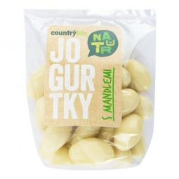 Jogurtky s mandľami 100 g COUNTRY LIFE