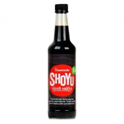 Shoyu sójová omáčka 500 ml BIO COUNTRY LIFE