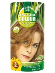 HennaPlus Dlhotrvajúca farba Sýto Zlatá Blond 7.3