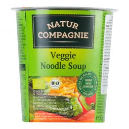 Polievka zeleninová s rezancami instantná 50 g BIO NATUR COMPAGNIE