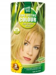 HennaPlus Dlhotrvajúca farba Svetlo Zlatá Blond 8.3