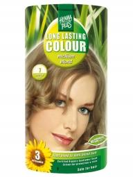 HennaPlus Dlhotrvajúca farba Sýta Blond 7
