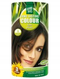HennaPlus Dlhotrvajúca farba Svetlo Hnedá 5