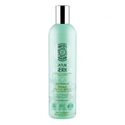 Šampón proti lupinám na citlivú pokožku