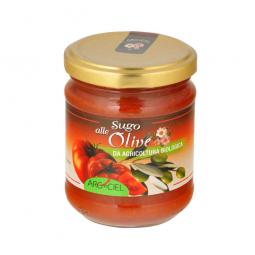 Omáčka paradajková s olivami 190 g BIO ARC EN CIEL