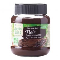 Nátierka kakaová tmavá 350 g BIO JARDIN BIO