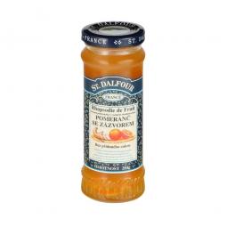 Džem ovocný pomaranč a zázvor 284 g DALFOUR