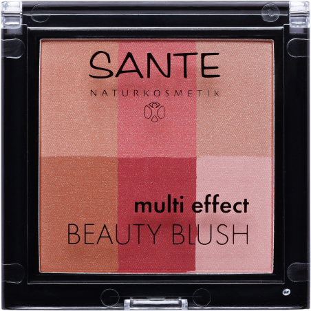 Farba na líčka Multi Effect Beauty 02 Cranberry 8 g