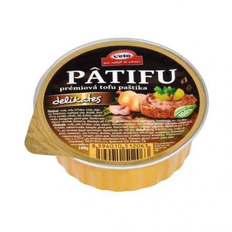Paštéta PATIFU delikates 100 g