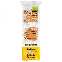 Sušienky špaldové natural 100 g BIO DOBRÉ ČASY