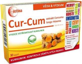 Astina Cur-Cum 30cps