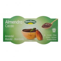 Dezert mandľový s čokoládou 2x125 g BIO