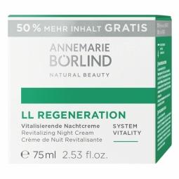 LL REGENERATION Regeneračný nočný krém + 50% GRÁTIS 75ml