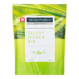 Jačmeň zelený 150 g BIO NEOBOTANICS®
