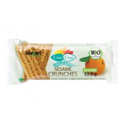 Sezamky s príchuťou pomaranča 22,5 BIO Bioveri