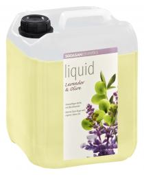 BIO tekuté mydlo na ruky Levandula - Oliva 5L