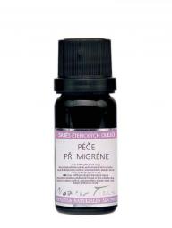 Zmes éterických olejov STAROSTLIVOSŤ pri migréne 10ml