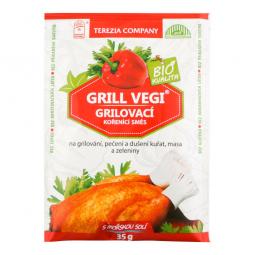 Korenie grill vegi 35 g BIO TEREZIA COMPANY