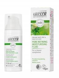 lavera Póry zjemňujúci hydratačný fluid 50ml