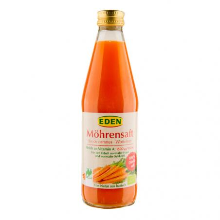 Šťava mrkvová 330 ml BIO EDEN