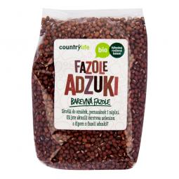 Fazuľa adzuki 1 kg BIO COUNTRY LIFE