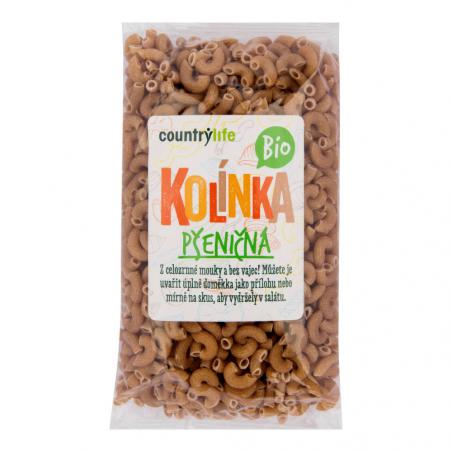 Cestoviny kolienka pšeničné 400 g BIO COUNTRY LIFE