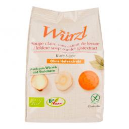 Bujón zeleninový WÜRZL bez droždia 250 g BIO EDEN