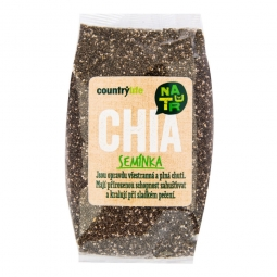 Chia semienka 300 g COUNTRY LIFE