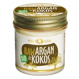 PURITY VISION RAW ARGAN A KOKOS BIO 120 ML