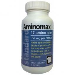 AKCIA SPOTREBA: 02/2020 - Aminokyseliny, 60 kapsúl