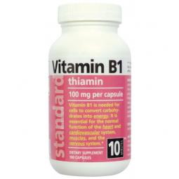 AKCIA SPOTREBA: 11/2019 - Vitamin B1 100 mg 100 kapsúl