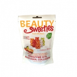 Cukríky Beauty Sweeties - Medvedíky 125g
