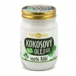 RAW Kokosový olej BIO 370 ml