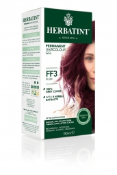 HERBATINT permanentná farba na vlasy slivka FF3
