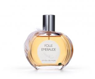 Parfumová voda Folle Emeraude (parfum obsahujúci malý smaragd)