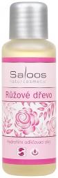 Ružové drevo - hydrofilný odličovací olej 50