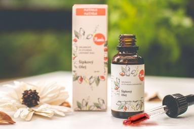 Organický Šípkový olej