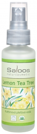 Lemon Tea tree - pleťová voda 50