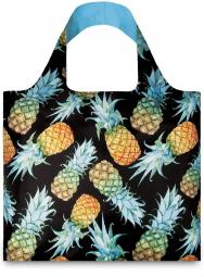 Nákupná taška LOQI Juicy Pineapples