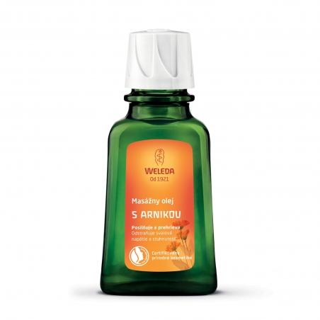 Masážny olej s arnikou 50